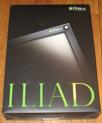 Behold - THE ILIAD