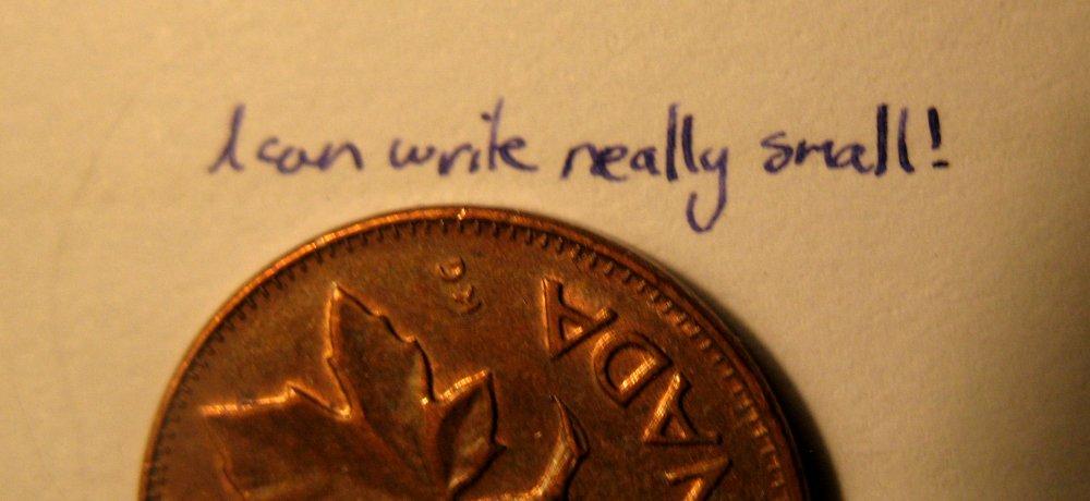 Small essay